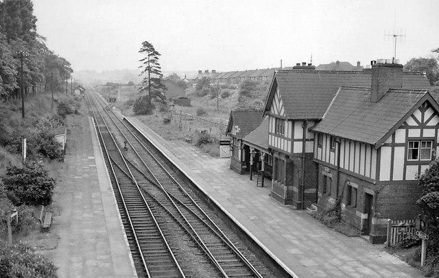 Blacon Railway Station