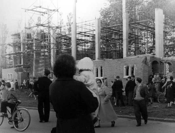 St Theresa's RC Church 1957