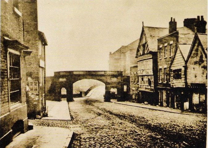 Lower Bridge Street 1860
