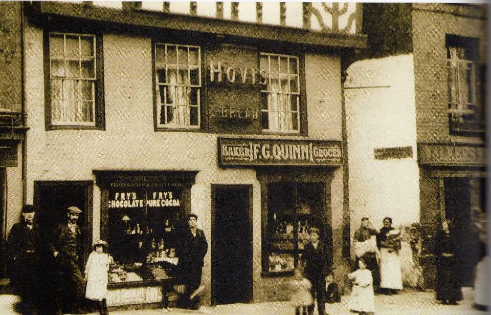 Lower Bridge Street 1890