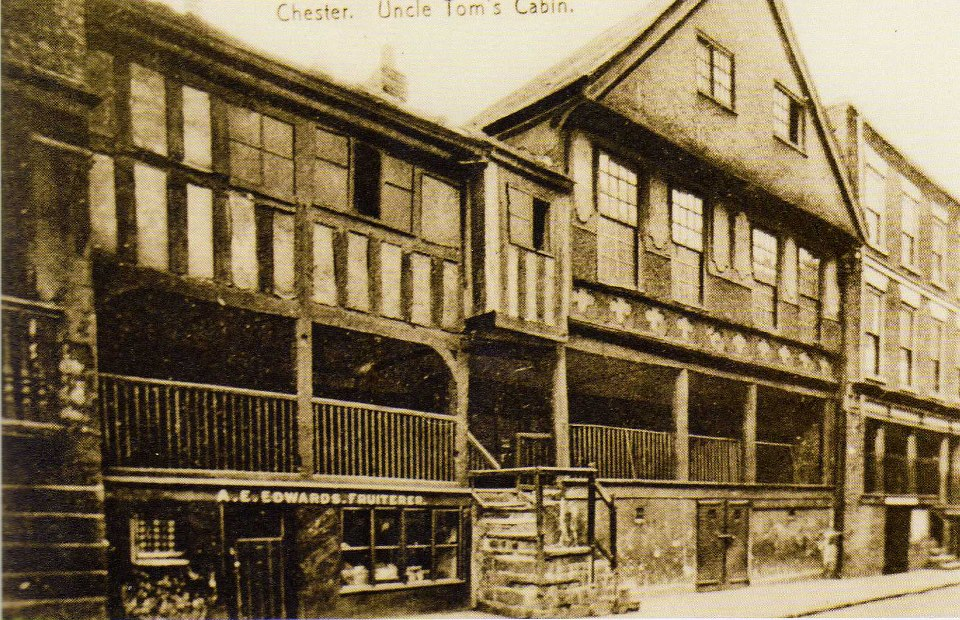 Watergate Street 1905
