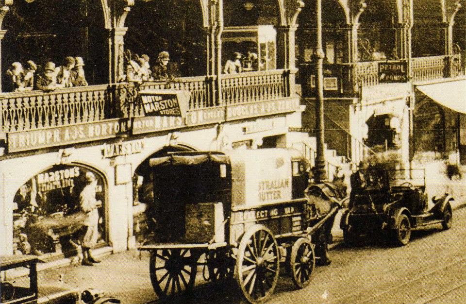 Bridge Street 1920s