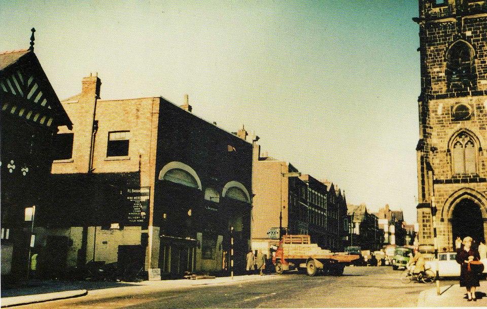 Lower Bridge Street 1964