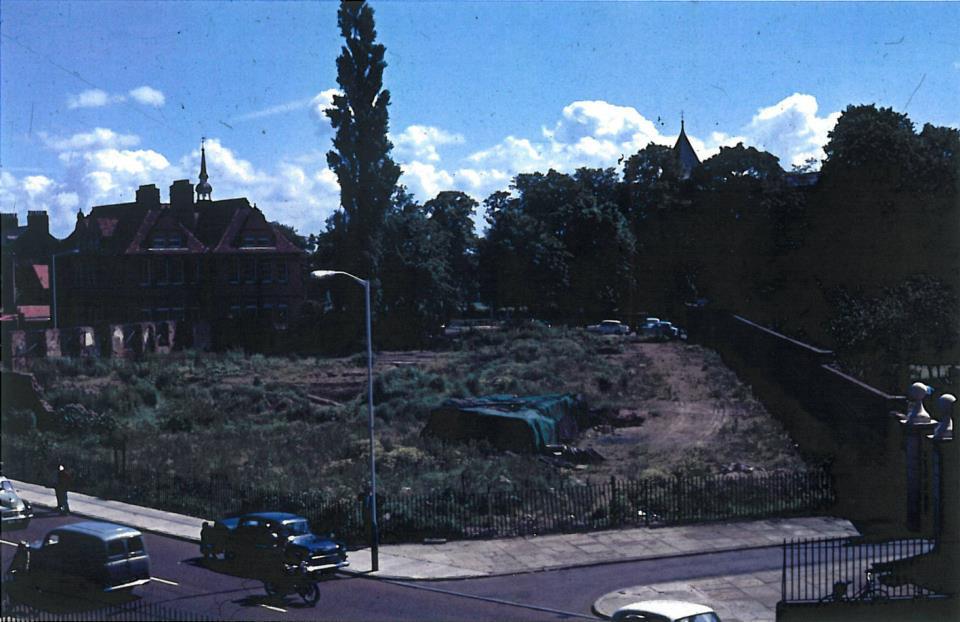 Ampitheatre 1950s