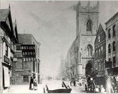 St Michael\'s Church Bridge Street