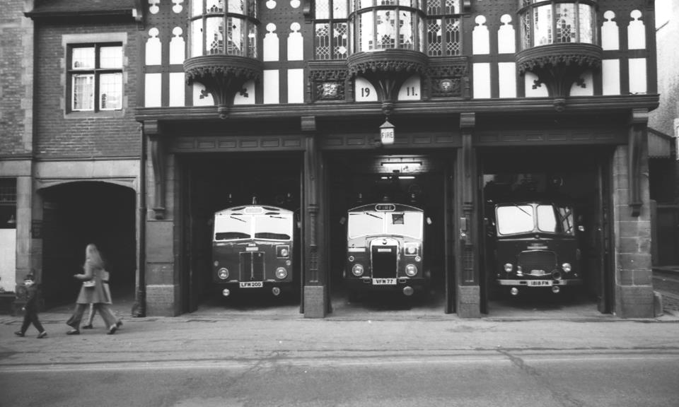 Old Chester Fire Station