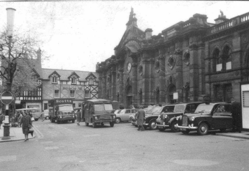 Chester Market Hall