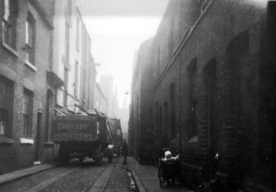 Commonhall Street 1930s