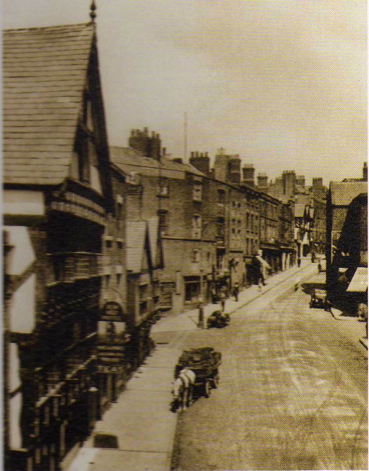Lower Bridge Street 1902