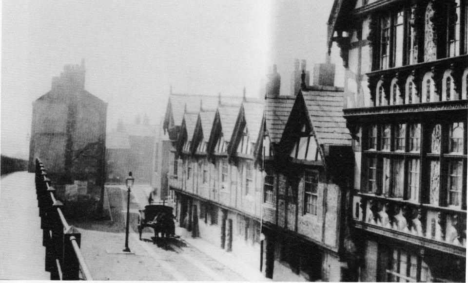 Park Street 1908
