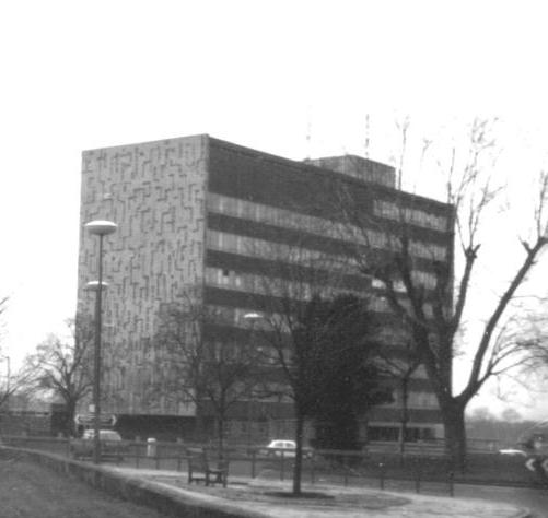 Old Police HQ