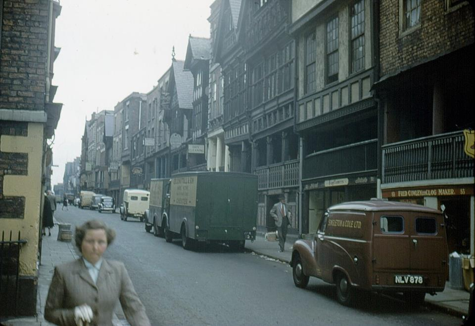 Watergate Street 1950\'s