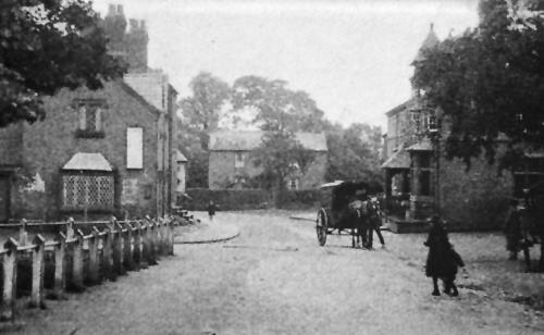 The Village Green 1907
