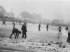 Pond ice skating 1917