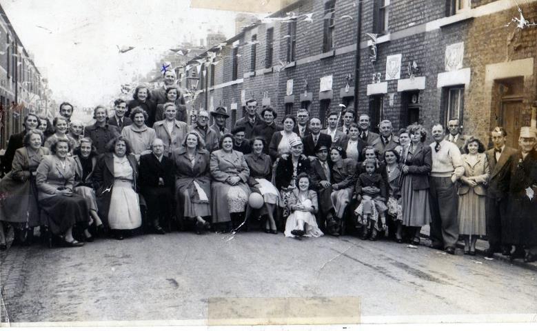 Phillip Street Hoole 1953