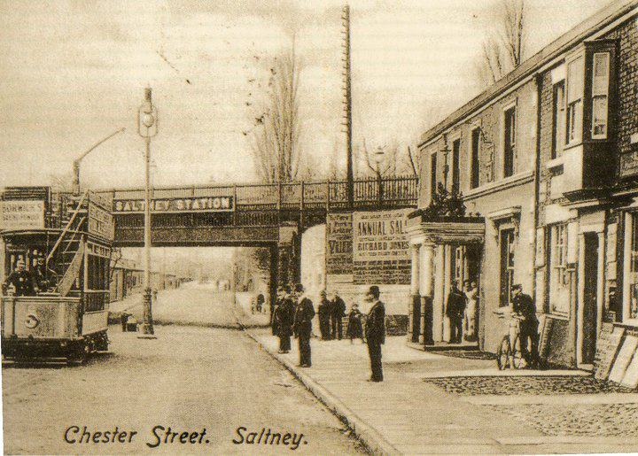 Chester Street Saltney