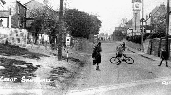 Seahill Road 1930s